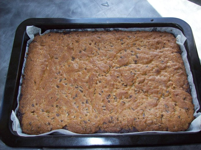 Cooked Brookies