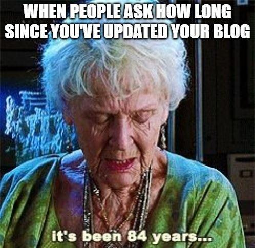 84 years